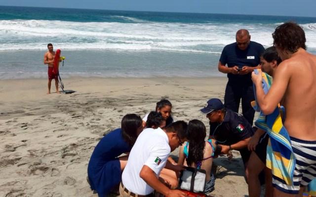 Dos muertos durante Semana Santa en Oaxaca - Foto de @CEPCO_GobOax
