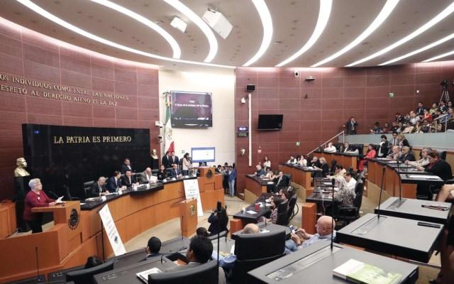 Senado rechaza nuevamente ternas a la CRE; los designará AMLO - Foto de Twitter Senado