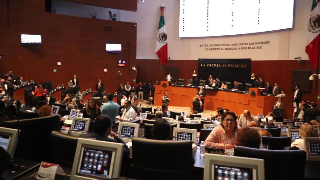 Senado inicia discusión de la Reforma Laboral - Senado Reforma Laboral