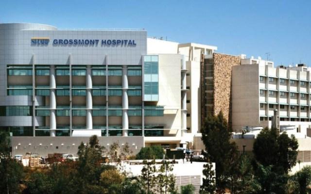 Hospital se disculpa por grabar a pacientes mujeres - Foto de Sharp Grossmont Hospital / Google Maps