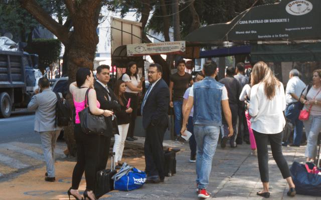 Saldo blanco tras sismo de este lunes - Sismo en la Ciudad de México