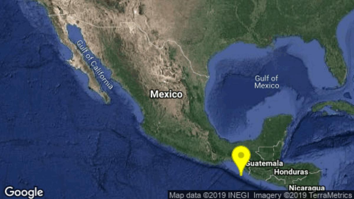 Reportan 28 sismos en cinco estados del país en las últimas horas