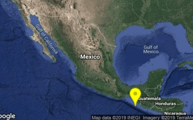 Sismo de magnitud 4.1 sacude Tapachula, Chiapas - sismo chiapas