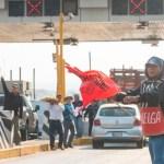 Alertan por manifestantes en la caseta de la México-Cuernavaca - situam mexico cuernavaca