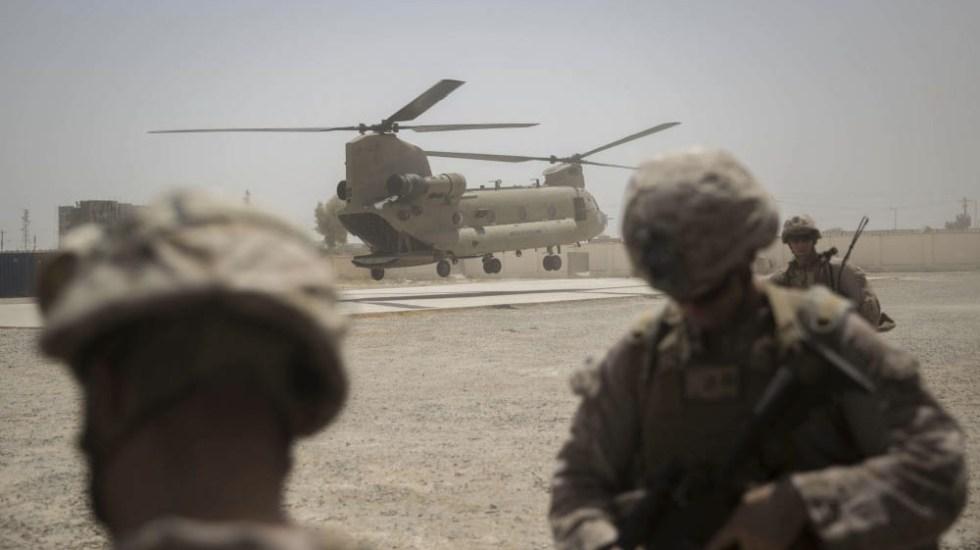 Trump anuncia envío de mil 500 soldados más a Medio Oriente - Los Ángeles exmilitar
