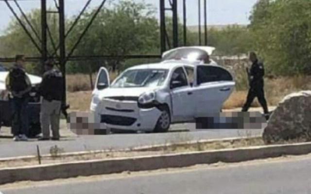 Seis muertos por enfrentamiento entre delincuentes y policías en Sonora - Foto de El Imparcial
