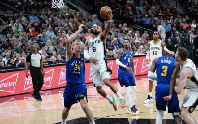 Spurs vencen a Nuggets y fuerzan séptimo partido en playoffs de NBA - Foto de @spurs