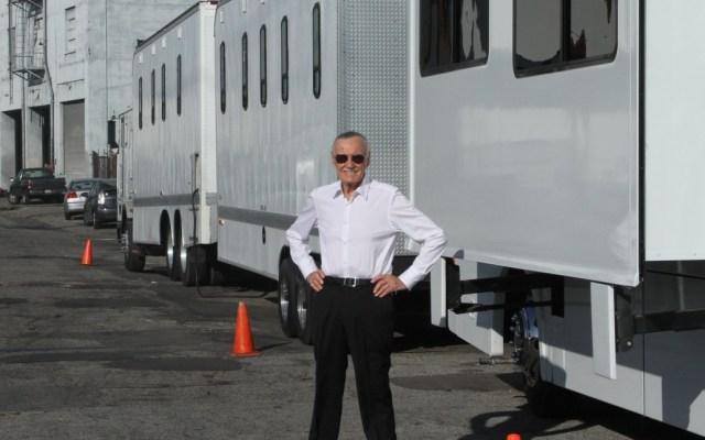 Avengers: Endgame tendrá el último cameo de Stan Lee - Stan Lee. Foto de @TheRealStanLee