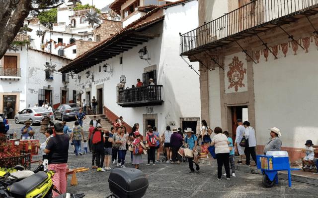 Taxco al 100 por ciento de ocupación hotelera - Foto de Notimex