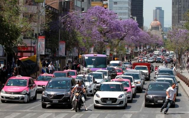 CDMX pierde 700 mdp por emplacamiento de autos en Morelos y Edomex - Tráfico CDMX