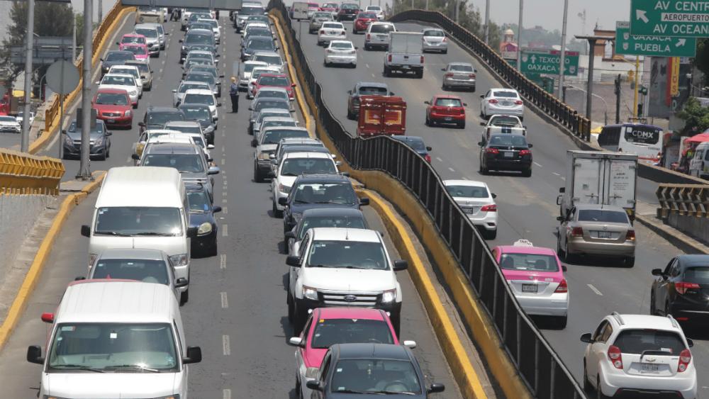 Autos con placas de Morelos no podrán circular en la CDMX por las mañanas - Morelos
