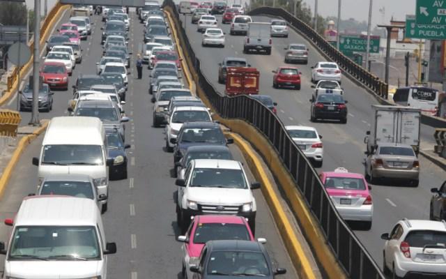 Los vehículos con restricciones por Fase 1 de Contingencia - Morelos