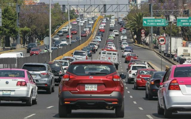 Los vehículos que no circulan hoy por contingencia ambiental - vehículos