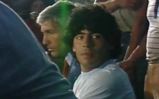 #Video Maradona presenta primer adelanto de su documental - Tráiler de Diego Maradona. Captura de pantalla