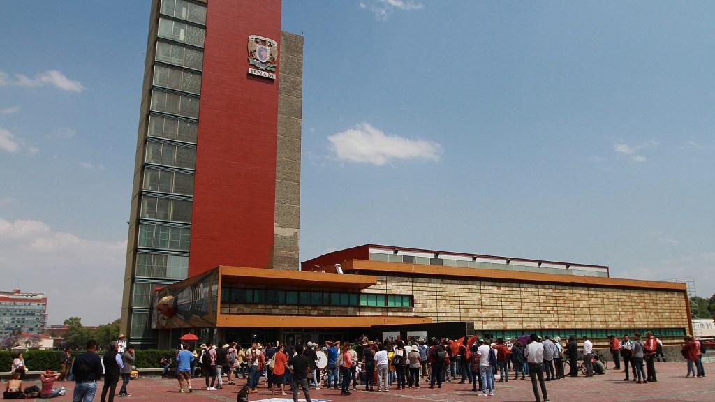 Facultad de Ciencias Políticas de la UNAM anuncia paro por muerte de alumna del CCH. Noticias en tiempo real
