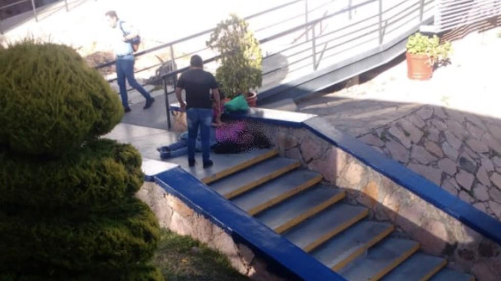 Asesinan a estudiante en la Universidad Autónoma de Zacatecas