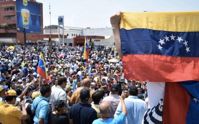 """Gobierno y oposición venezolanos negocian """"continua y eficientemente"""": Oslo - Foto de @JuanPGuanipa"""