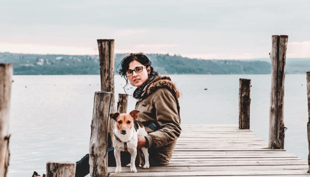Sader emite recomendaciones para viajar con mascotas - Foto de Maria Teneva @miteneva