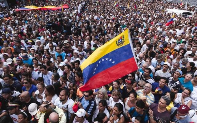 Intento de mediación de Noruega en Venezuela termina sin acuerdo - Noruega Venezuela. Foto de @jguaido