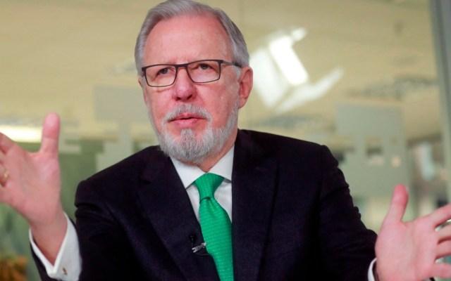Joaquín López-Dóriga, el periodista más tuiteado del 2019 - Foto de EFE.