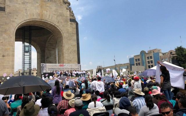 Las movilizaciones de este sábado 7 de diciembre en la Ciudad de México - Foto ilustrativa