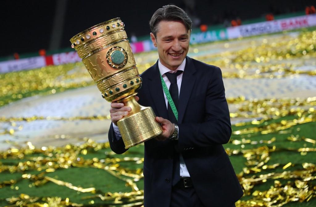 Niko Kovac Pokal Alemania