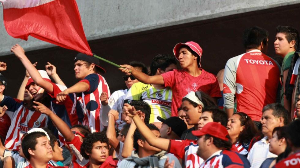 Chivas es el club con mayor arraigo local en el mundo - Foto de Alfredo Mendiola/Mexsport