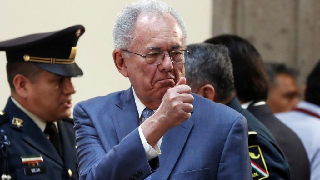 No está en riesgo construcción en Santa Lucía a pesar de amparos: SCT - Jiménez Espriú contratos sct