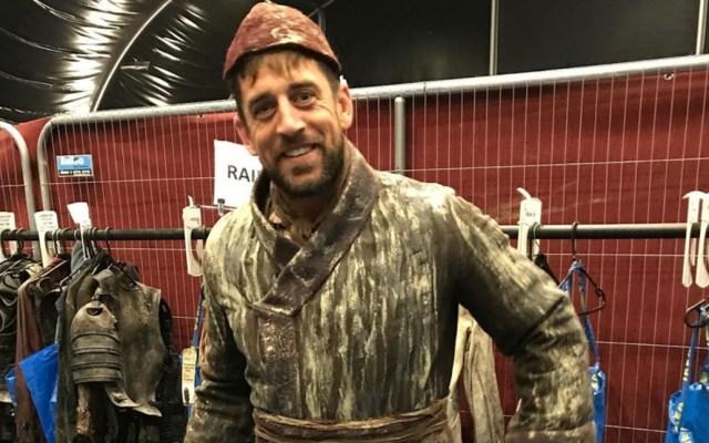 El cameo de Aron Rodgers en Game of Thrones - Aaron Rodgers