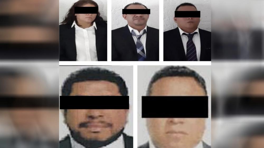 Vinculan a proceso a cinco agentes de Policía Federal Ministerial por secuestro. Noticias en tiempo real