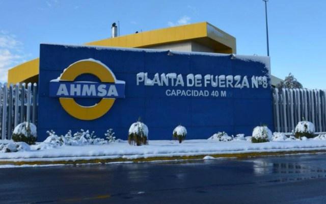 Ya son 47 cuentas bancarias descongeladas a Altos Hornos de México - Foto de Facebook AHMSA