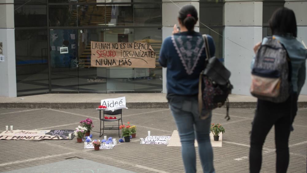 PGJ capitalina solicitará apoyo de FGR y de la UNAM por Caso Aideé - Foto de Notimex