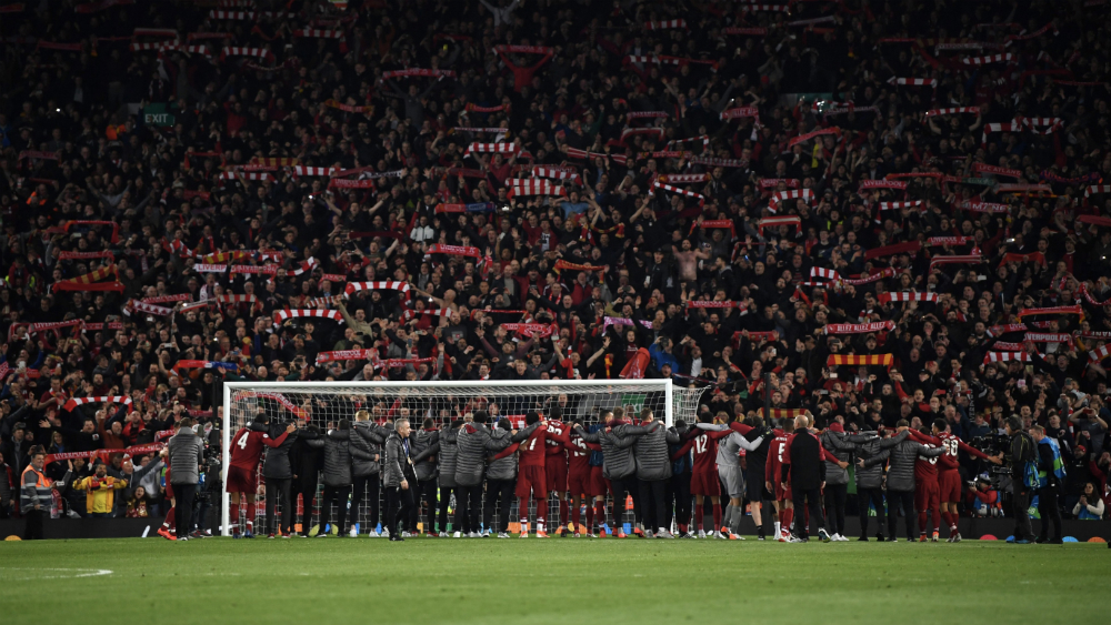 La mejor noche europea de la historia de Anfield: leyendas del Liverpool - Foto de @LFC