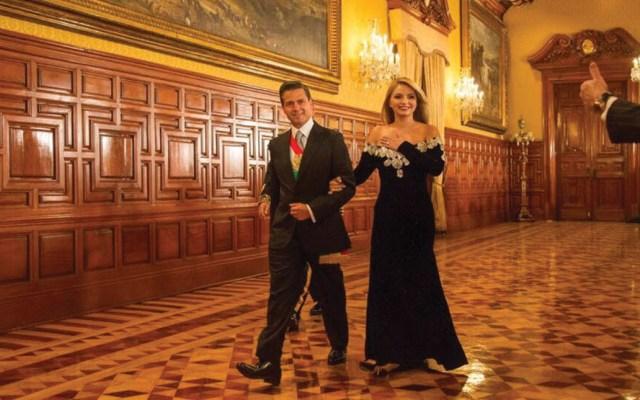 Peña Nieto anuncia oficialmente su divorcio y agradece a Angélica Rivera - enrique peña nieto y angelica rivera