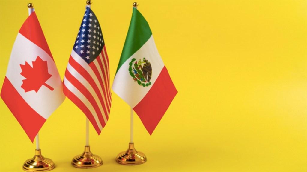 AMLO asegura que está por aprobarse el T-MEC en el Pleno del Senado de EE.UU. - T-MEC crecimiento