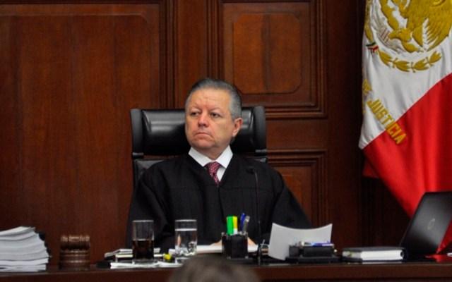 """""""Transformación del Poder Judicial va en serio"""": Arturo Zaldívar - arturo Zaldívar scjn"""