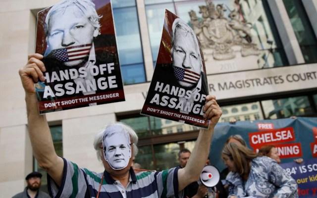 Aplazan a junio vista de extradición de Assange - assange