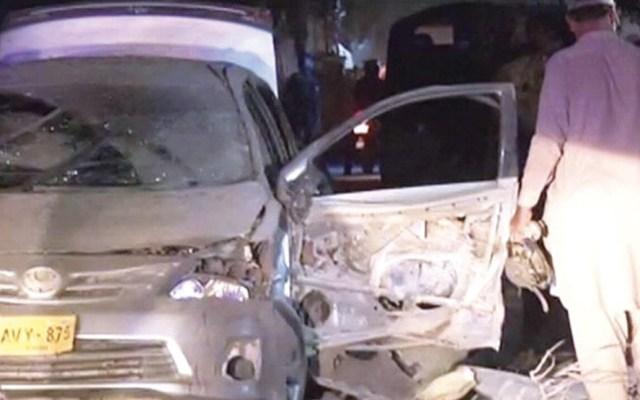 Atentado con motocicleta bomba deja al menos cuatro muertos en Pakistán - ataque en pakistán