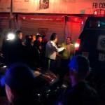 #Video Hombre hiere a siete policías en el Centro Histórico