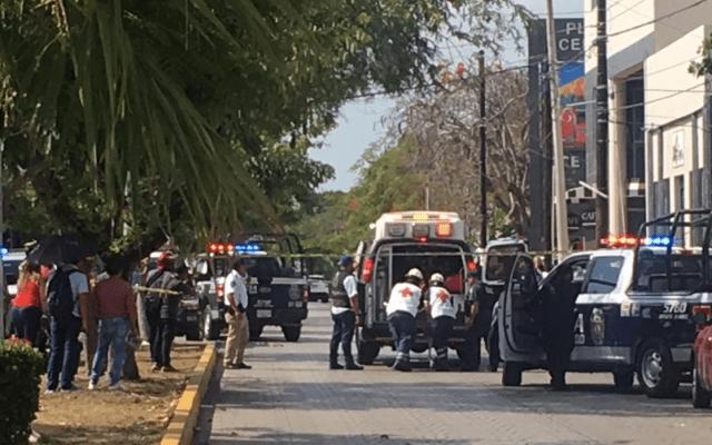 Ataque armado deja un muerto y un herido en Cancún - cancún