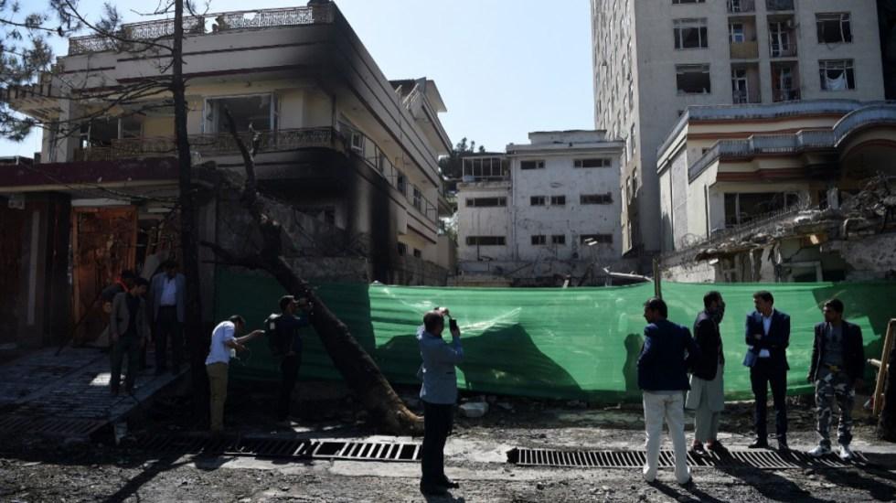 Matan a nueve personas en atentado contra ONG en Afganistán - atentado ong afganistán