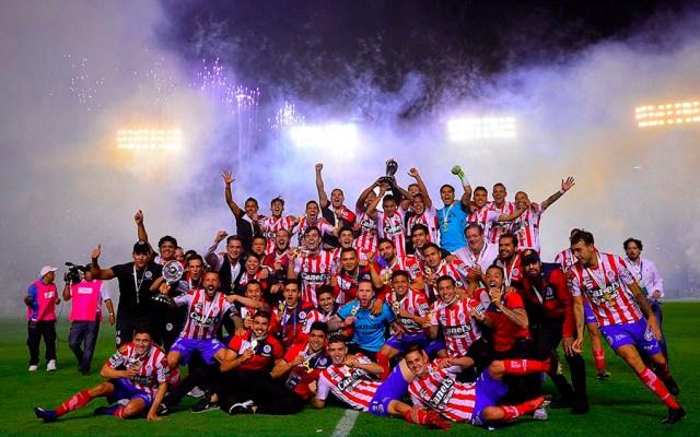 San Luis gana a Dorados y regresa a Primera División - atletico san luis ascenso
