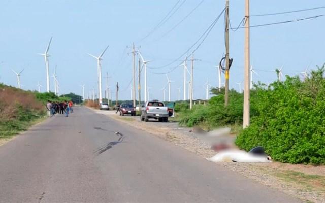 Balacera en Juchitán deja seis muertos y dos heridos - balacera en juchitán oaxaca deja al menos seis muertos