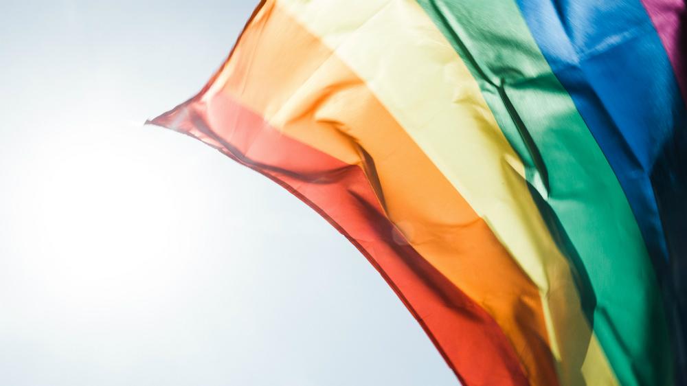 Iglesia de Ecuador llama a fieles a manifestarse contra matrimonio gay - bandera gay matrimonio