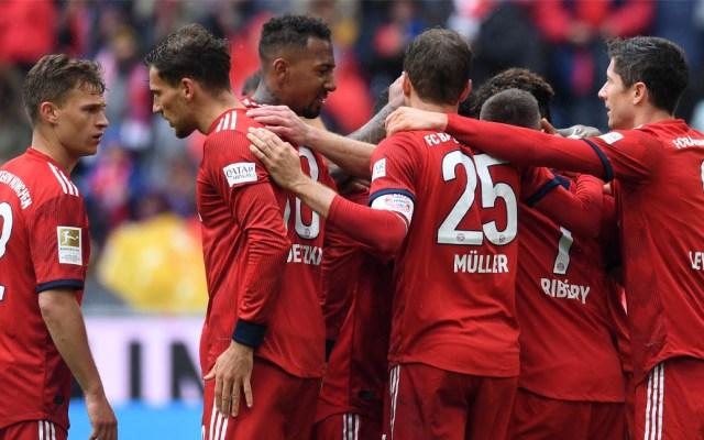 Bayern vence al Hanóver y acaricia su séptimo título consecutivo de Bundesliga - bayern