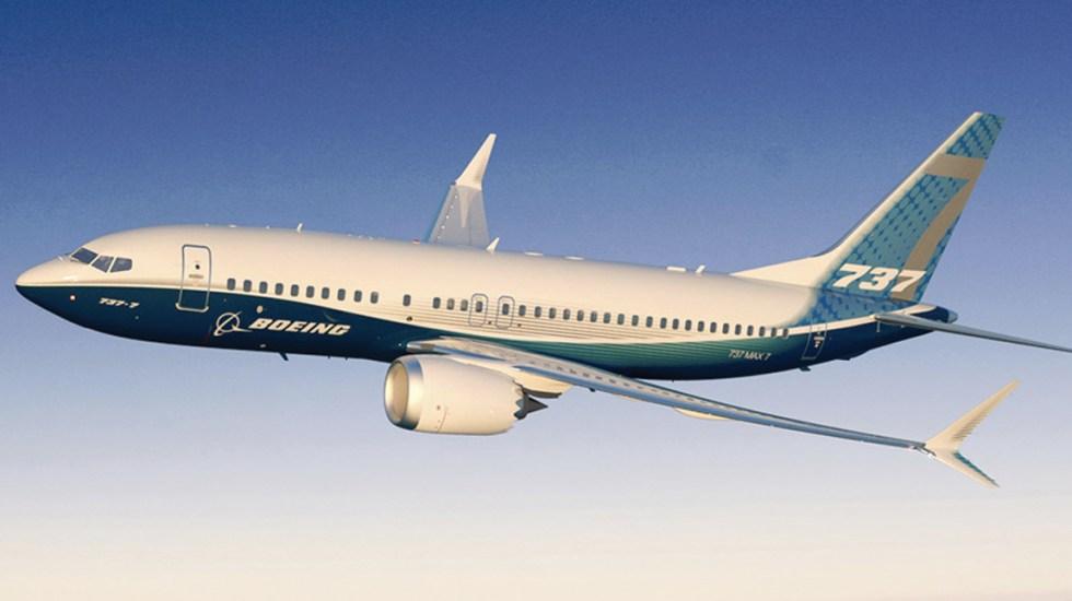 Boeing finaliza actualización de sistema de seguridad del 737 MAX - Foto de Boeing