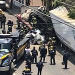 Tres muertos y 12 heridos en Santa Fe por choque de tráiler contra autos