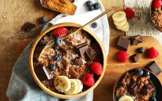 Cinco deliciosas recetas con quinoa - Foto: minimalistbaker.com