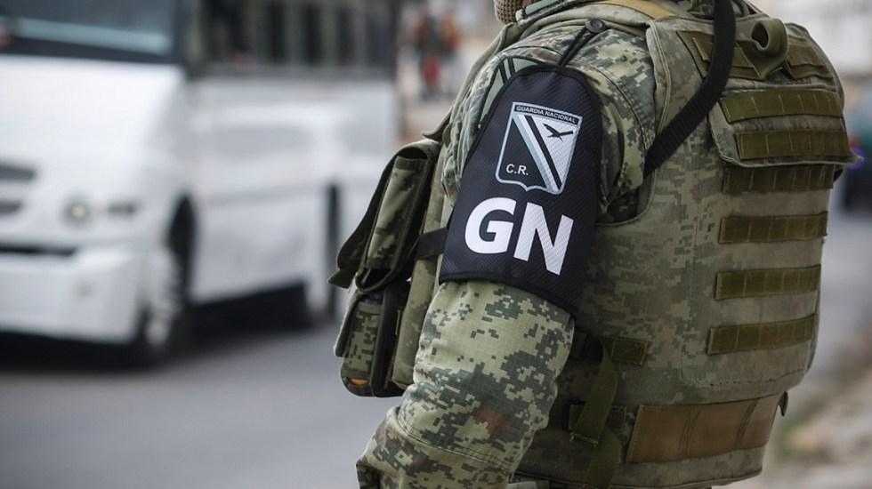 Atienden a elementos de Guardia Nacional heridos en Chiapas y Oaxaca - oposición critica idea de enviar la Guardia Nacional a la frontera