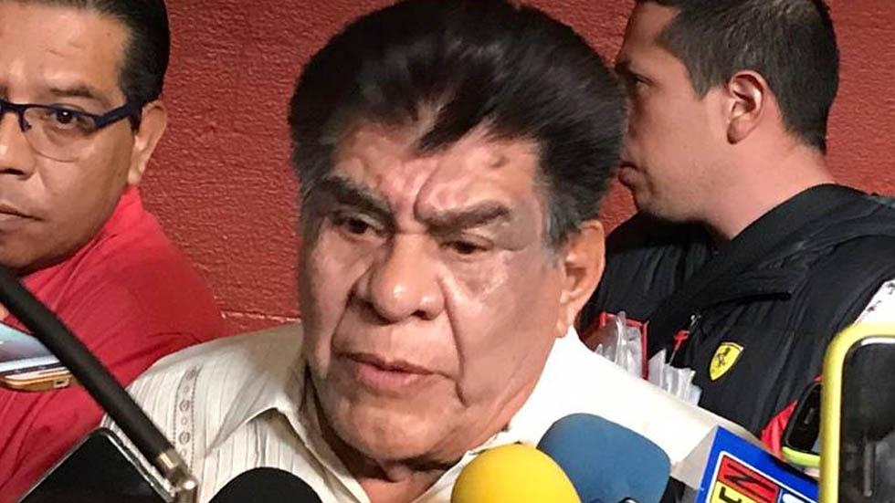 Líder sindical acusa amenazas de titular de la CTM en Morelos - Bulmaro Hernández Juárez, líder delNuevo Grupo Sindical NGS